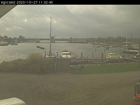 Sonderborg Bugt webcam - Sonderborg looking South webcam, Schleswig-Holstein, Nordfriesland